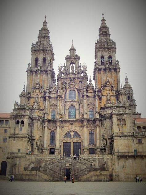 Catedral de Santiago de Compostela, Galicia, España, 2008
