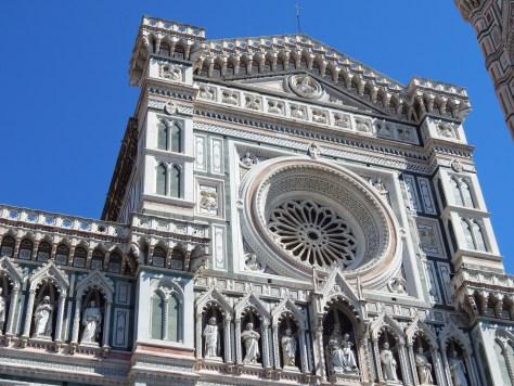 Detalle de la Catedral, el Duomo, Florencia, Italia, 2013 | rominitaviajera.com