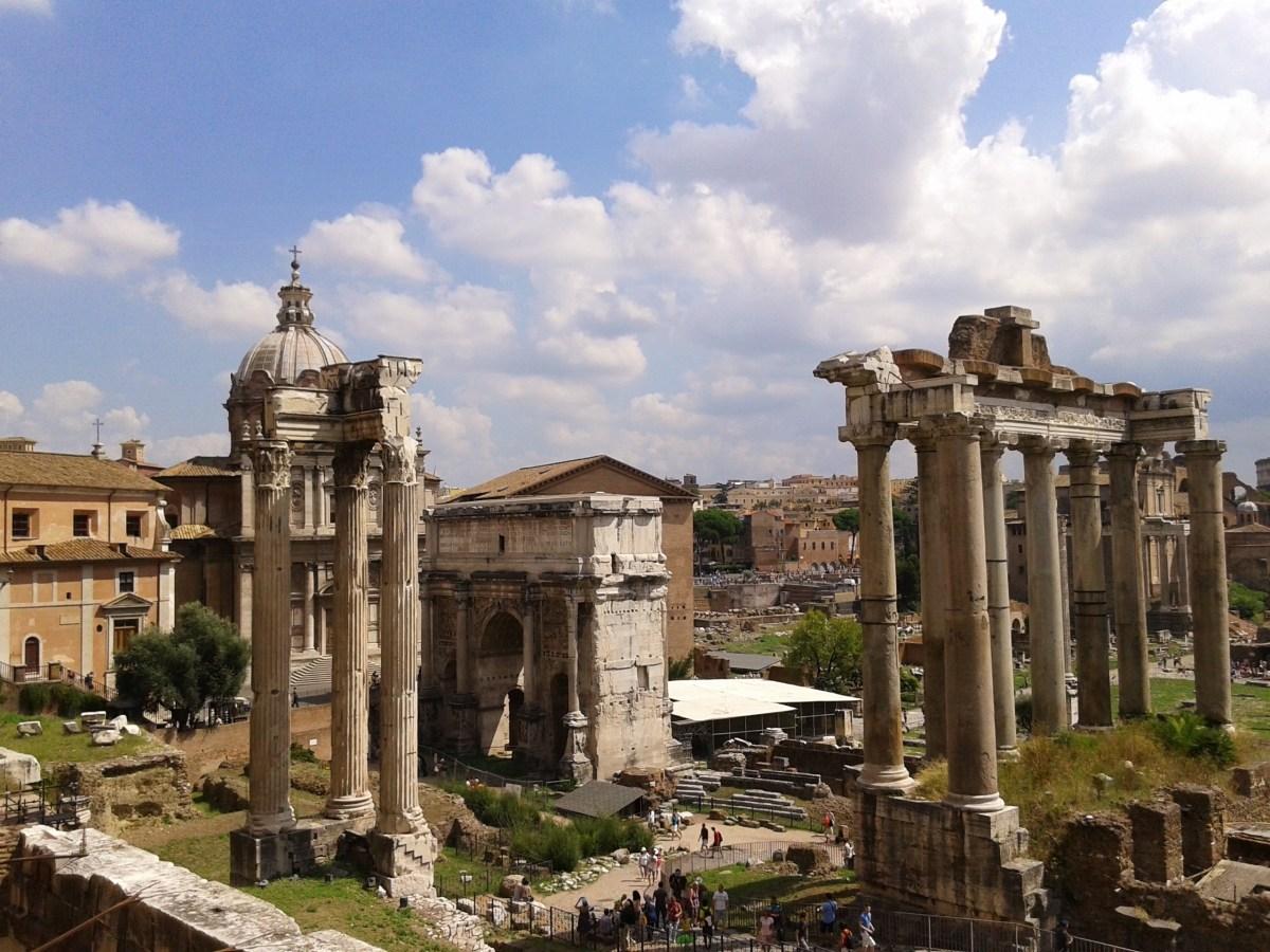 Visitar Roma, la ciudad del Amor