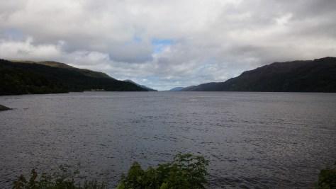 Lago Ness, Fort Augustus, Escocia, agosto 2016 | viajarcaminando.org
