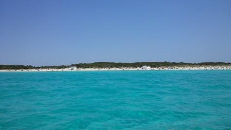 Playa de Estrenc, Mallorca, 2015 | viajarcaminando.org