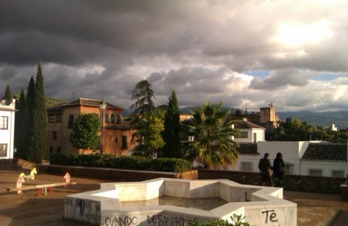 Mirador, Granada, 2012