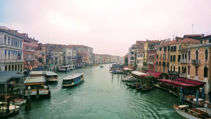 Vistas del Gran Canal, Venecia, Italia, 2016 | rominitaviajera.com