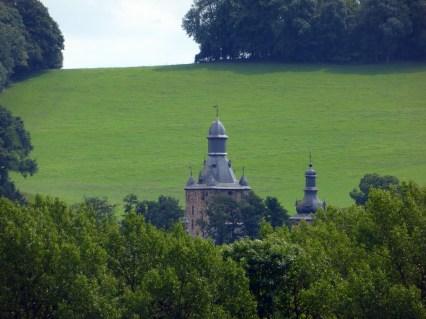 Quite a few castles in Limburg