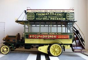 Cel mai vechi autobuz