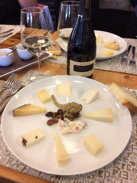 La Latteria Perenzin, casa dei formaggi più buoni