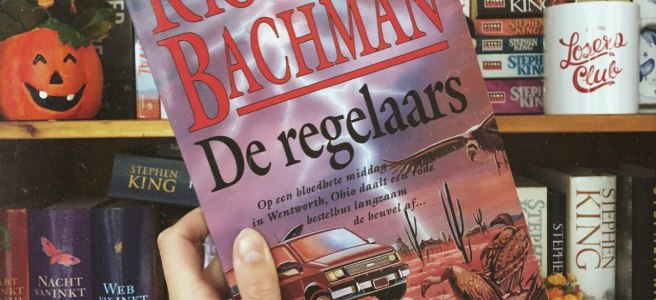 Stephen King Richard Bachman De Regelaars cover