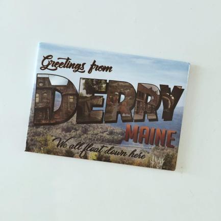 """A """"Derry"""" magnet"""