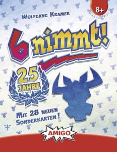 Caixa 6 nimmt! 25 anos