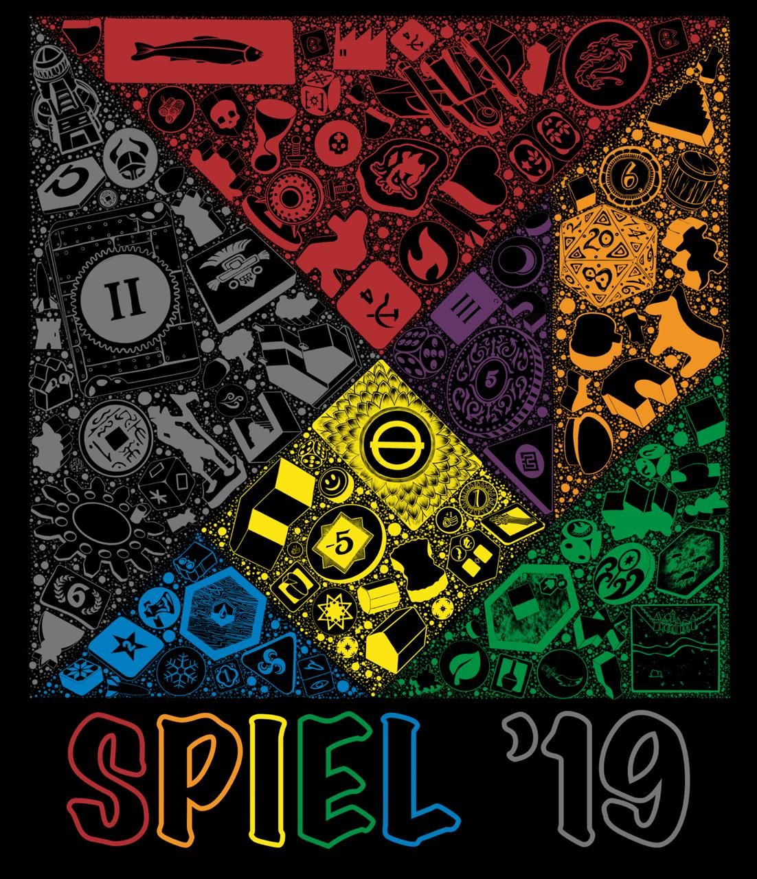 Read more about the article Camiseta Oficial Spiel'19