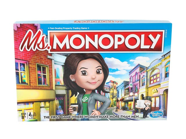 Read more about the article Ms. Monopoly