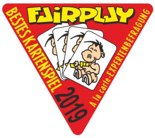 Logo prêmio A la Carte 2019