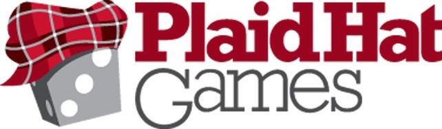 Logo Plaid Hat Games