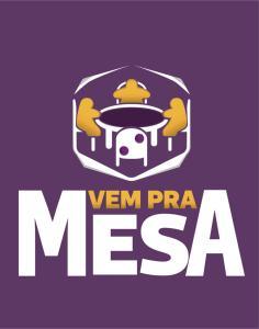 Logo Editora Vem pra Mesa