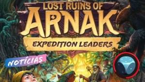 Read more about the article Anunciada Expansão para Lost Ruins of Arnak