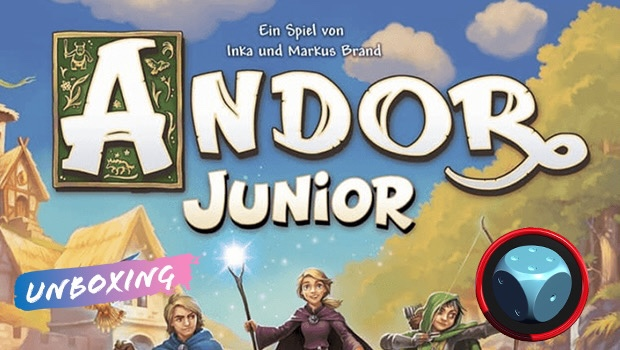 Read more about the article Andor Junior – Unboxing
