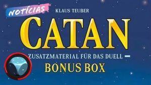 Teaser matéria Catan Duel Bônus Box