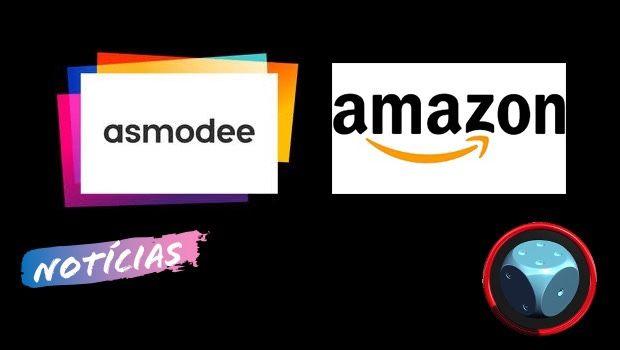 Read more about the article Asmodee e Amazon se Juntam em Processo