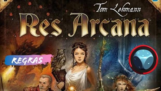 Read more about the article Res Arcana – Como Jogar