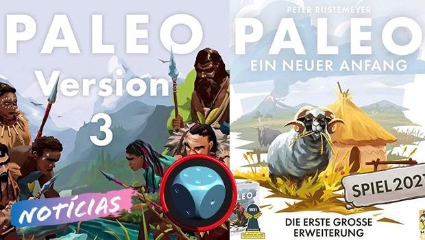 Read more about the article Expansão e Nova Versão para Paleo