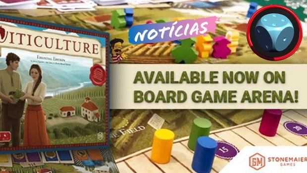You are currently viewing Board Game Arena libera Viticulture