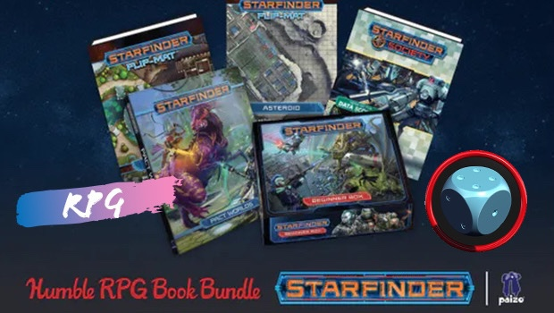 Read more about the article Pacote de Starfinder no Humble