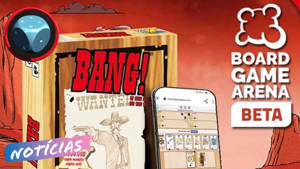 Read more about the article Bang! no Board Game Arena