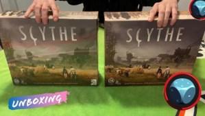Read more about the article Scythe – Unboxing e Comparação