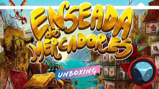 Read more about the article Unboxing Enseada dos Mercadores