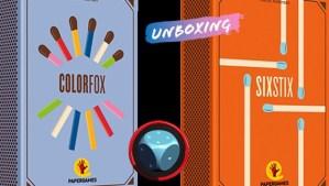 Teaser Unboxing Colorfox e Sixstix