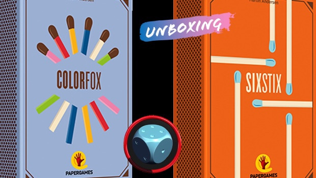 Read more about the article Colorfox e Sixstix – Unboxing