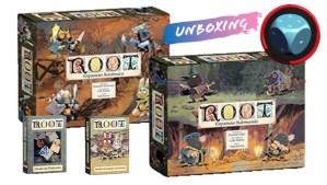 Teaser Root Expansões Unboxing
