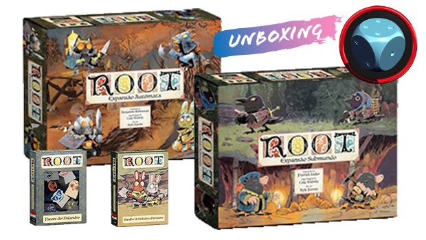 Read more about the article Root – Expansões – Unboxing