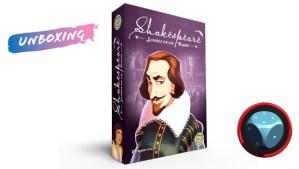 Teaser Shakespeare Unboxing