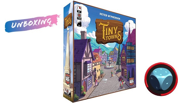 Read more about the article Tiny Towns – Unboxing