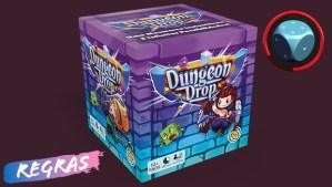 Teaser Dungeon Drop Como Jogar