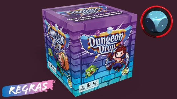 Read more about the article Dungeon Drop – Como Jogar