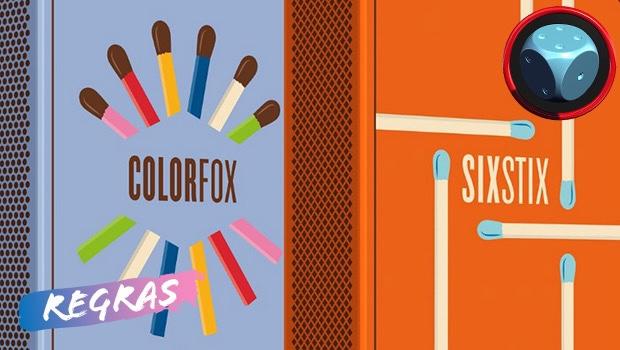 Read more about the article SixStix e ColorFox – Como Jogar