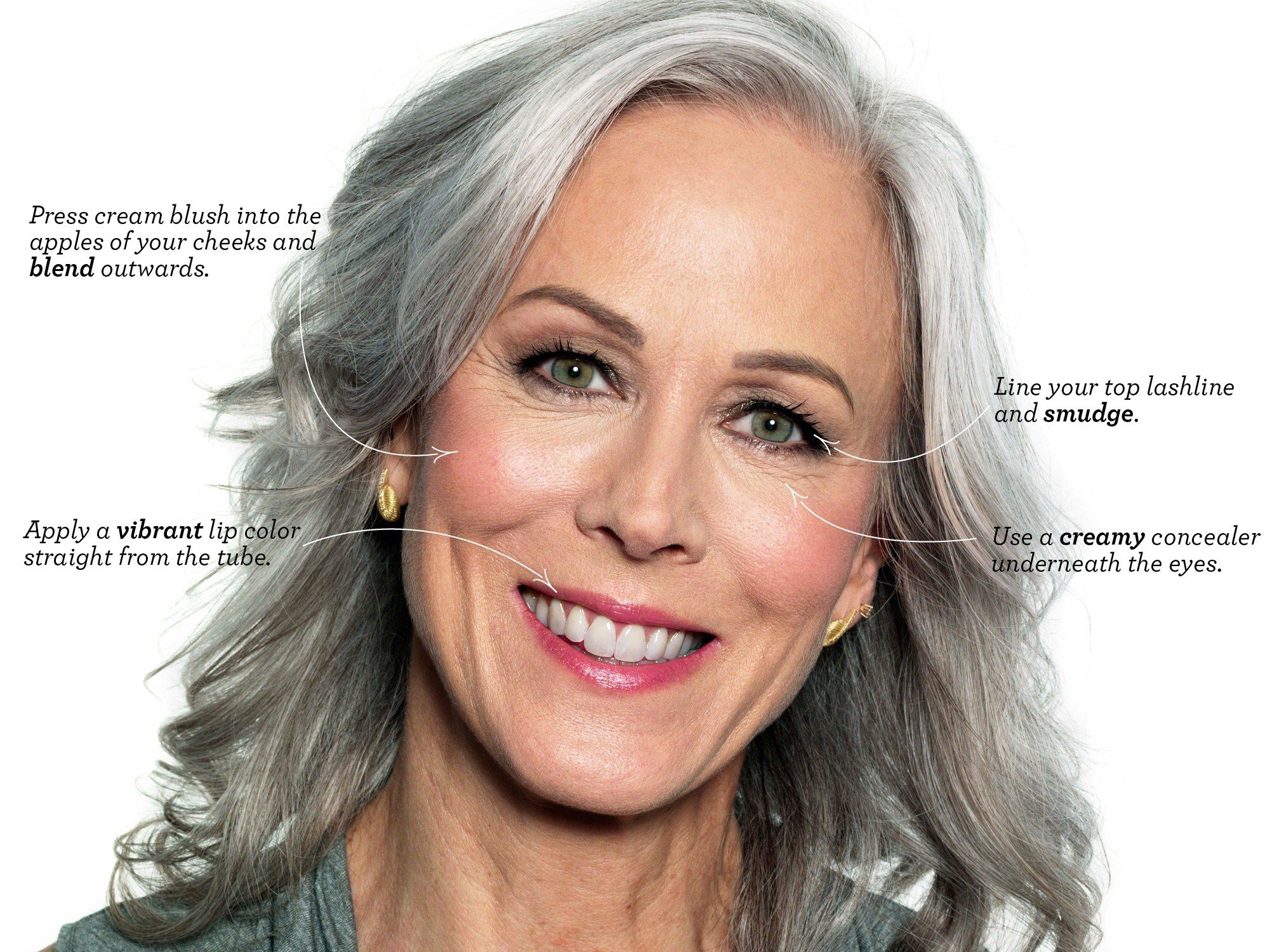 The Best Best Eyebrow Makeup For Gray Hair Makeup Vidalondon Pictures