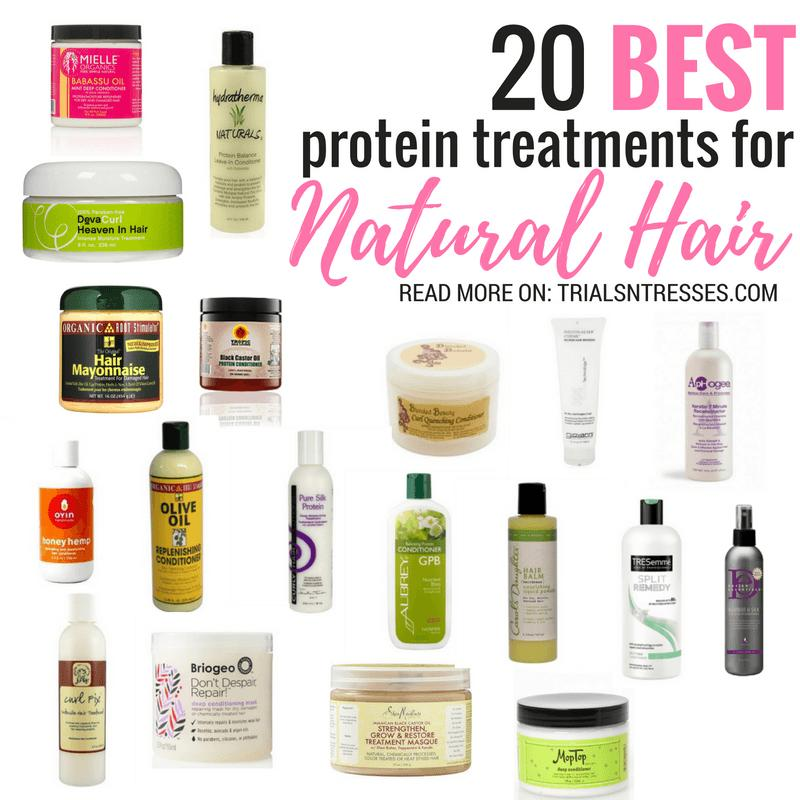 The Best 20 Best Protein Treatments For Natural Hair Trials N Tresses Pictures