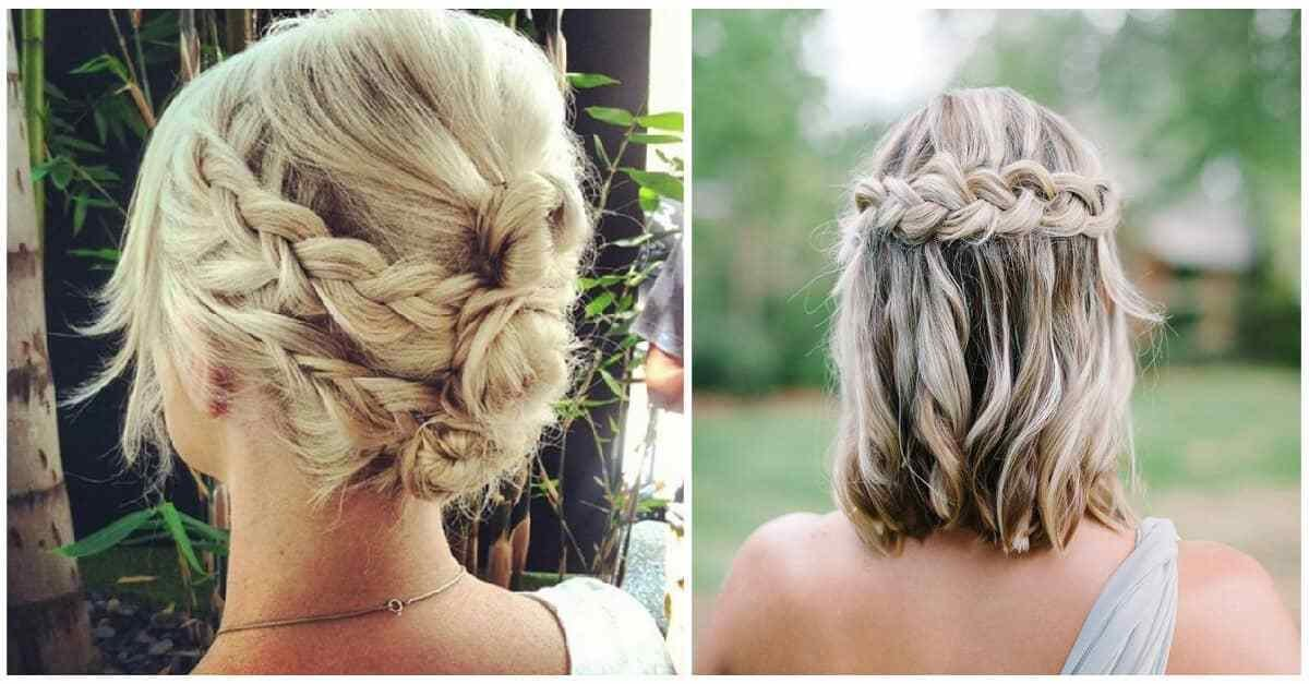 The Best 27 Braid Hairstyles For Short Hair That Are Simply Gorgeous Pictures