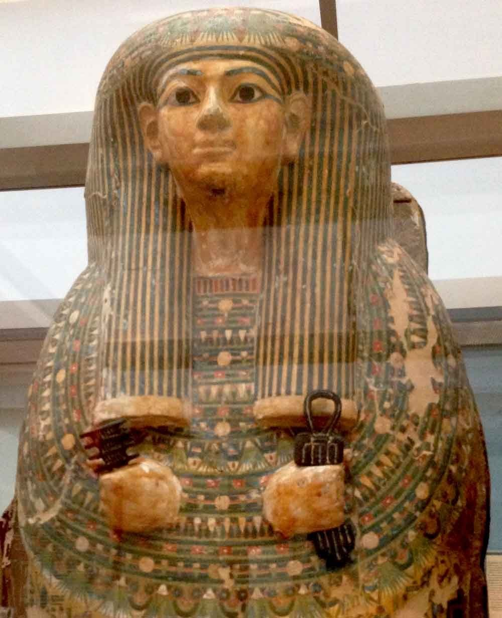 The Best Hairstyles Of A Mummy – A Visit To Ancient Egypt Via The Pictures