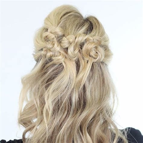 The Best Our Favorite Prom Hairstyles For Medium Length Hair More Com Pictures