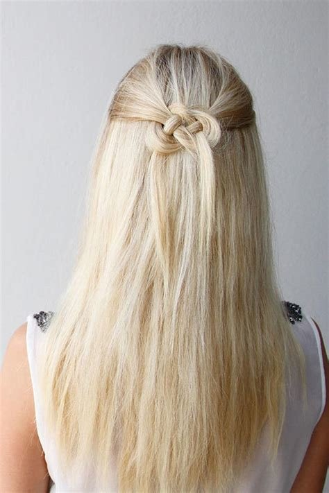 The Best Easy Half Up Half Down Hairstyles To Rock For Any Pictures