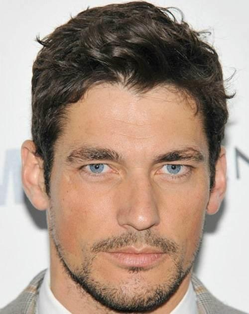 The Best 21 Wavy Hairstyles For Men Men S Hairstyles Haircuts 2018 Pictures