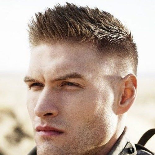 The Best 27 Best Military Haircuts For Men 2019 Guide Pictures