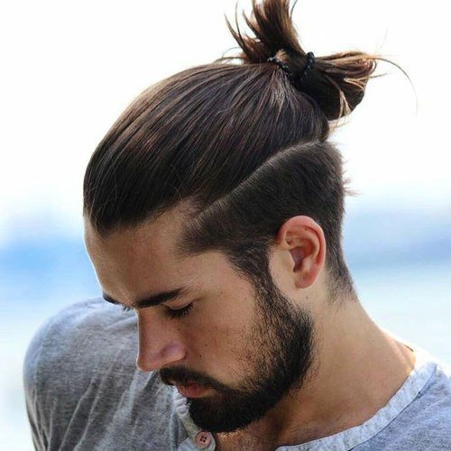 The Best The Man Ponytail Ponytail Styles For Men Men S Pictures
