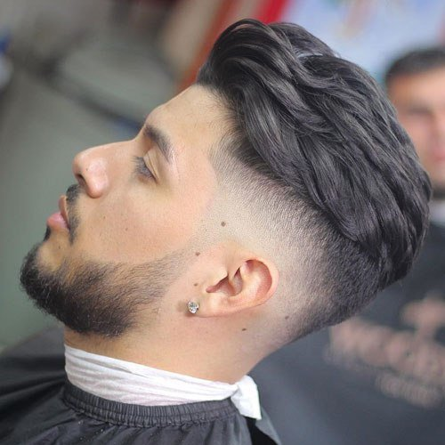 The Best Mexican Hair Top 19 Mexican Haircuts For Guys 2019 Guide Pictures