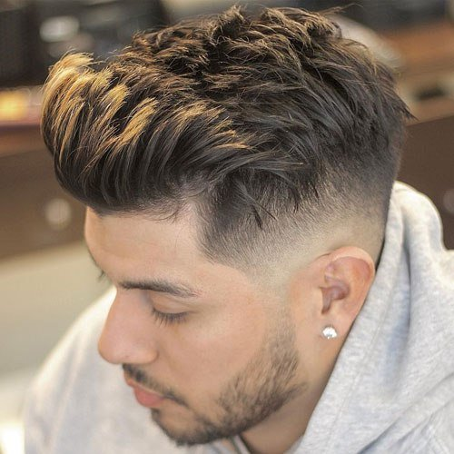 The Best Low Fade Vs High Fade Haircuts 2019 Guide Pictures