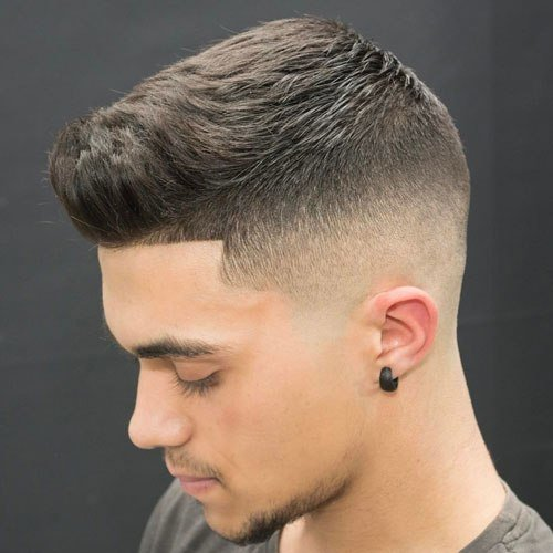 The Best 35 Skin Fade Haircut Bald Fade Haircut Styles 2019 Update Pictures